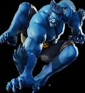 Beast Marvel Super War