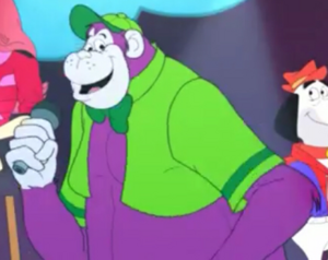 Grape Ape in Harvey Birdman, Attorney at Law