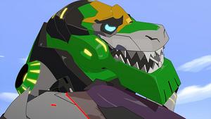 Grimlock in Fight
