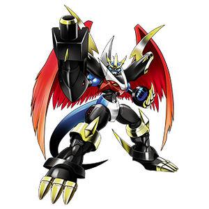 Imperialdramon fighter crusader