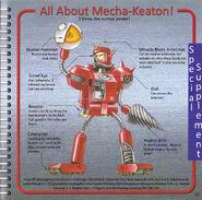 Keaton diagram
