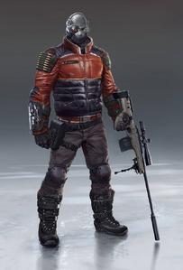 Origins Deadshot