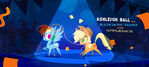 Rainbow Dash and Applejack Dancing