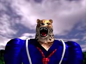 Tekken King Ending