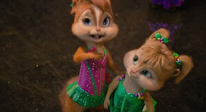 Alvin and the chipmunks chiprecked brittany funny