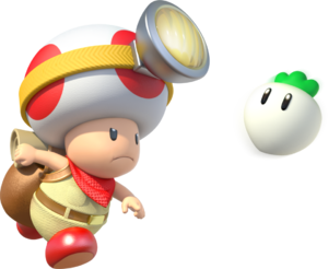 Captain Toad and Turnip CTTT