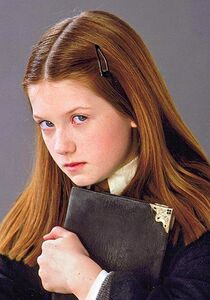 Ginny Weasley- Harry Potter and the Chamber Of Secrets