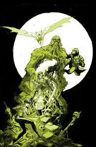 Justice League Dark Vol 2 4 Textless