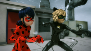 Stormy Weather - Ladybug and Cat Noir 11