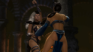 WAPTINY.COM Mortal-Kombat---Sindel-kills-almost-everyone-Cutscene-number---- 113833