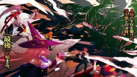 BlazBlue Chrono Phantasma Six Heroes Theme HD