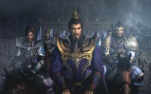 Cao Cao cousins