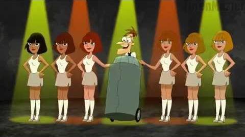 Phineas y Ferb Charla con Él Castellano
