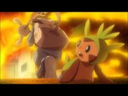 Chespin and Clemont