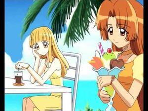 Coco and Seira (Final Episode)