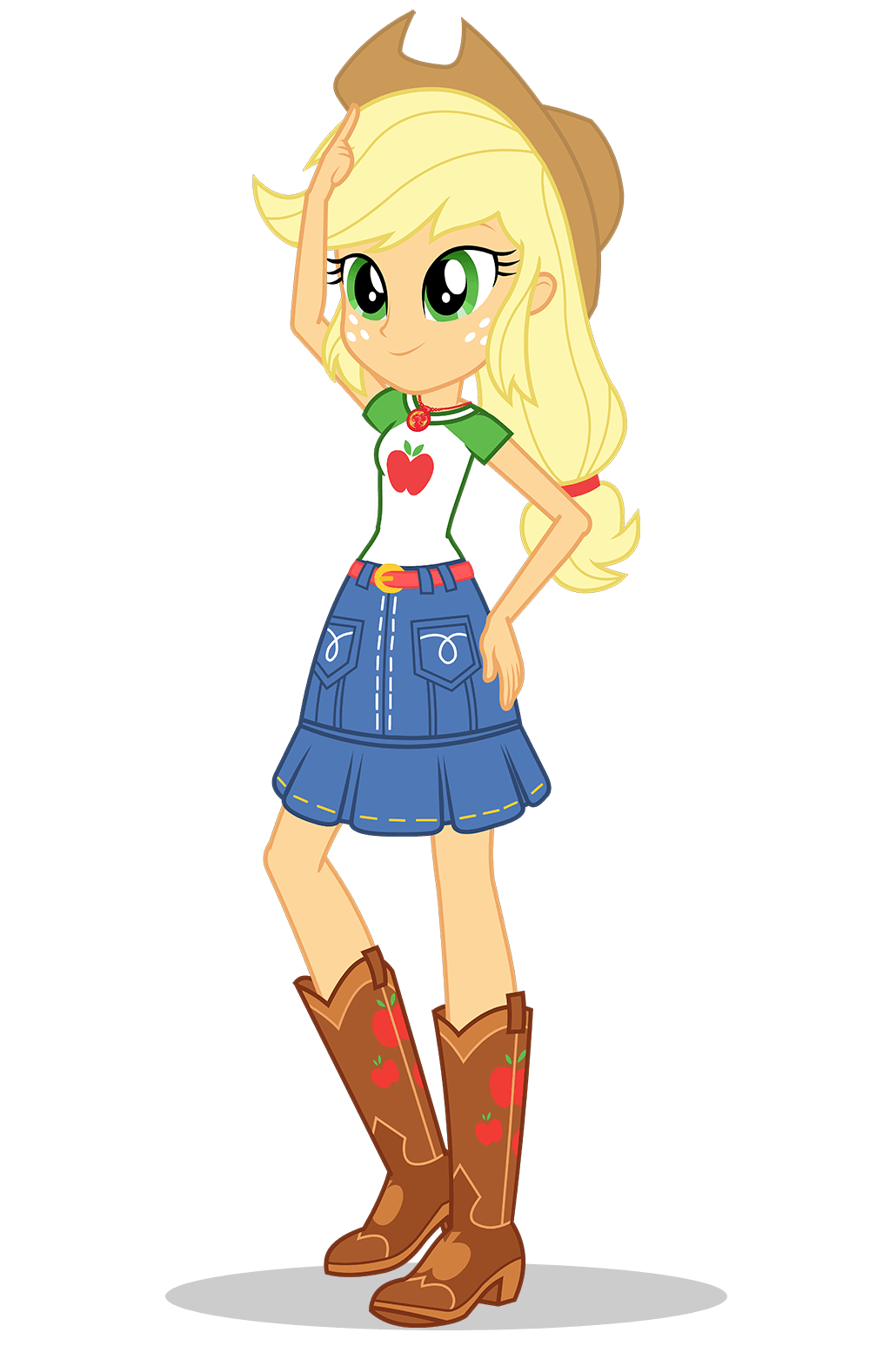Applejack (EG) | Heroes Wiki | FANDOM powered by Wikia