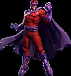Magneto Marvel Super War