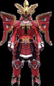 Shogun-red