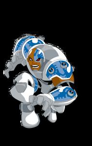 Teentitans cyborg
