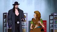 The Undertaker, Scooby-Doo and Shaggy Rogers