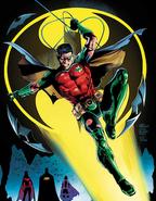 Tim Drake Red Robin Detective Comics Vol 1 968