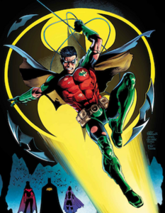 Tim Drake Red Robin Detective Comics Vol 1 968
