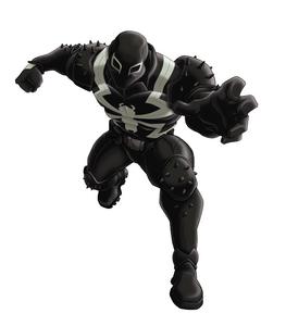 Agent Venom!
