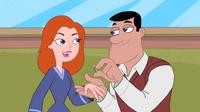 Bob propone a Tiana matrimonio