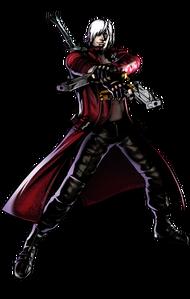 Dante render by dantefreak-d41arbg