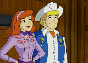 Daphne and Fred's Wild West Clothing.