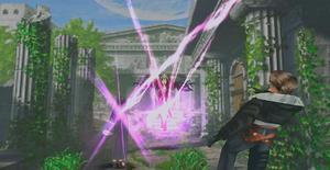 Edea inherits Ultimecia's powers