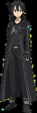 Kirito Full Body