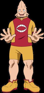 Kouji Kouda Full Body Costume