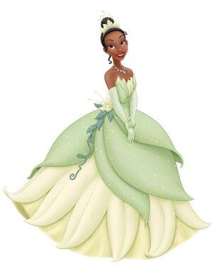 Princess Tiana 02