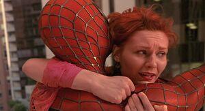 Spider-Man save Mary Jane