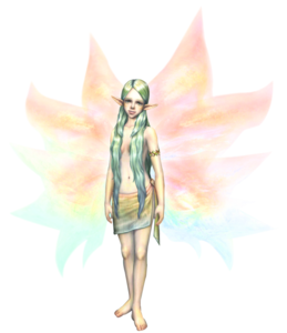 TP Great Fairy Render