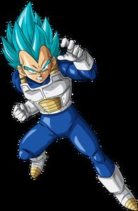 Vegeta ssj Blue (DBT)