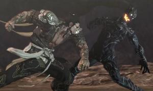 Yasha vs Wrath Asura
