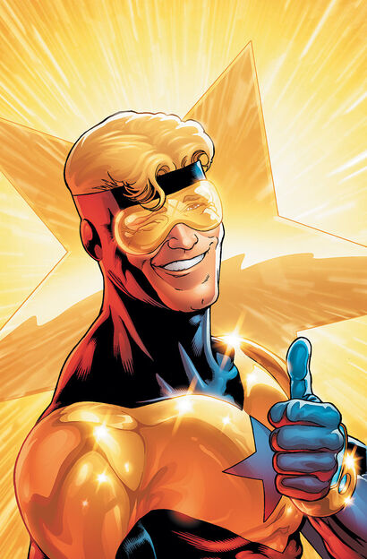 Booster Gold v.2 32 virgin