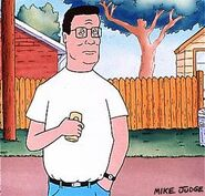 Early years-Hank Hill