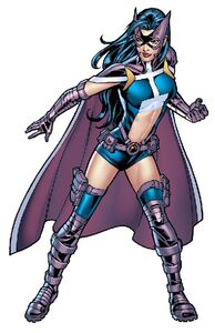 Huntress comics-picture