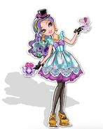 Profile art - Madeline Hatter HP