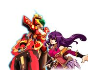 Queen Alicia (Hero of Robots)