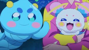STPC25 Prunce and Fuwa are excited to get back to the festival