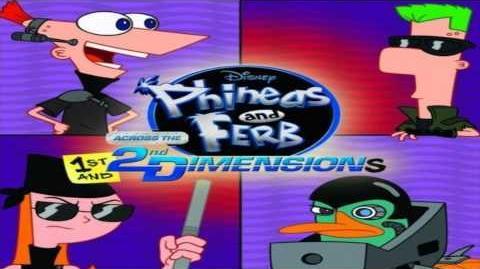 05 Les Va A Ir Mal - CD Phineas y Ferb A Través De La 1ra y 2da Dimensión HD