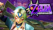 Fierce Deity Link Majora's Mask 3D