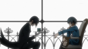 Sebastian and Ciel KII