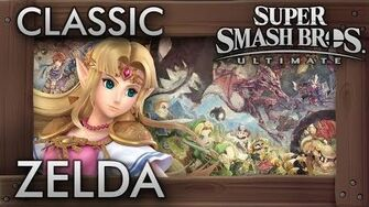 Super Smash Bros. Ultimate Classic Mode - ZELDA - 9