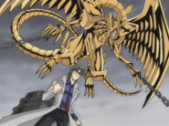 The Winged Dragon of Ra GX