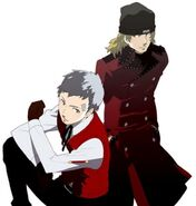 Akihiko and Shinjiro